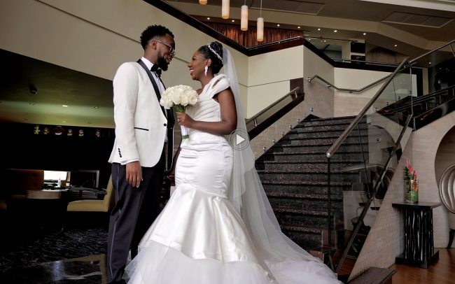 A Luxurious Kenyan Wedding at Fuchsia Gardens at Eldo farm-Doreen & James