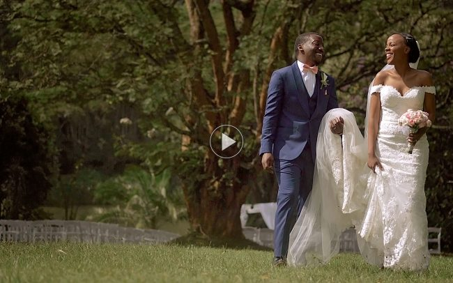 Fun filled wedding at Lake House Tigoni,LImuru